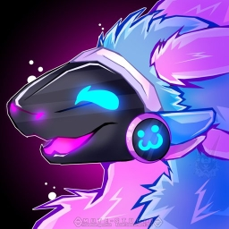 Avatar of user xoel the floofy protogen